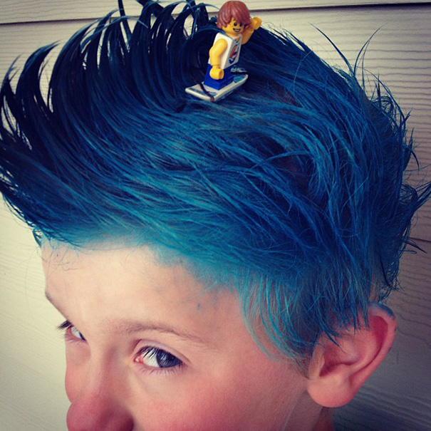 amazing remarkable crazy hairstyles
