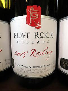 Flat Rock Riesling 2015 (88 pts)