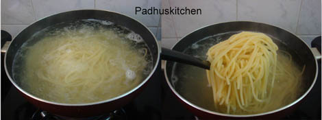 How to cook spaghetti