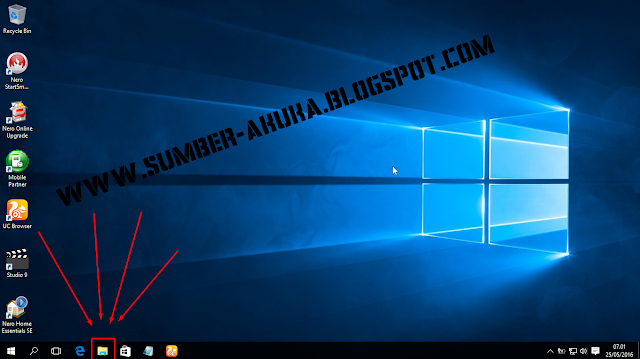 kini sudah merajalela di kalangan mahasiswa ataupun perkantoran dikarenakan kini windows  Cara Mudah Melihat Spesifikasi Windows 10