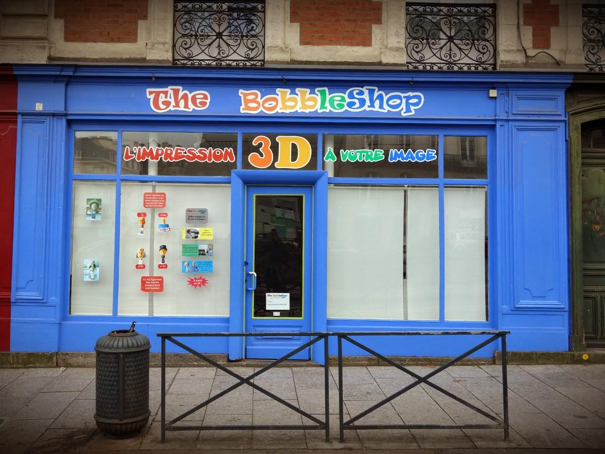 THE BOBBLESHOP (Services d'impression 3D) - 8, quai Emile Zola