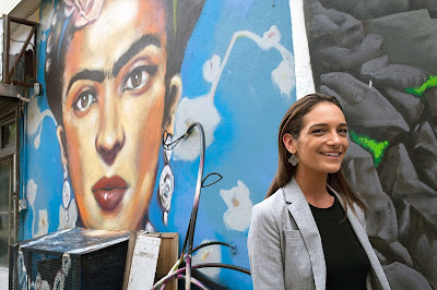 The Corrupt Forces Of The Status Quo Come After A Young Latina In Brooklyn Meet Julia Salazar
