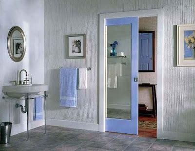 Sliding Glass Cabinet Doors