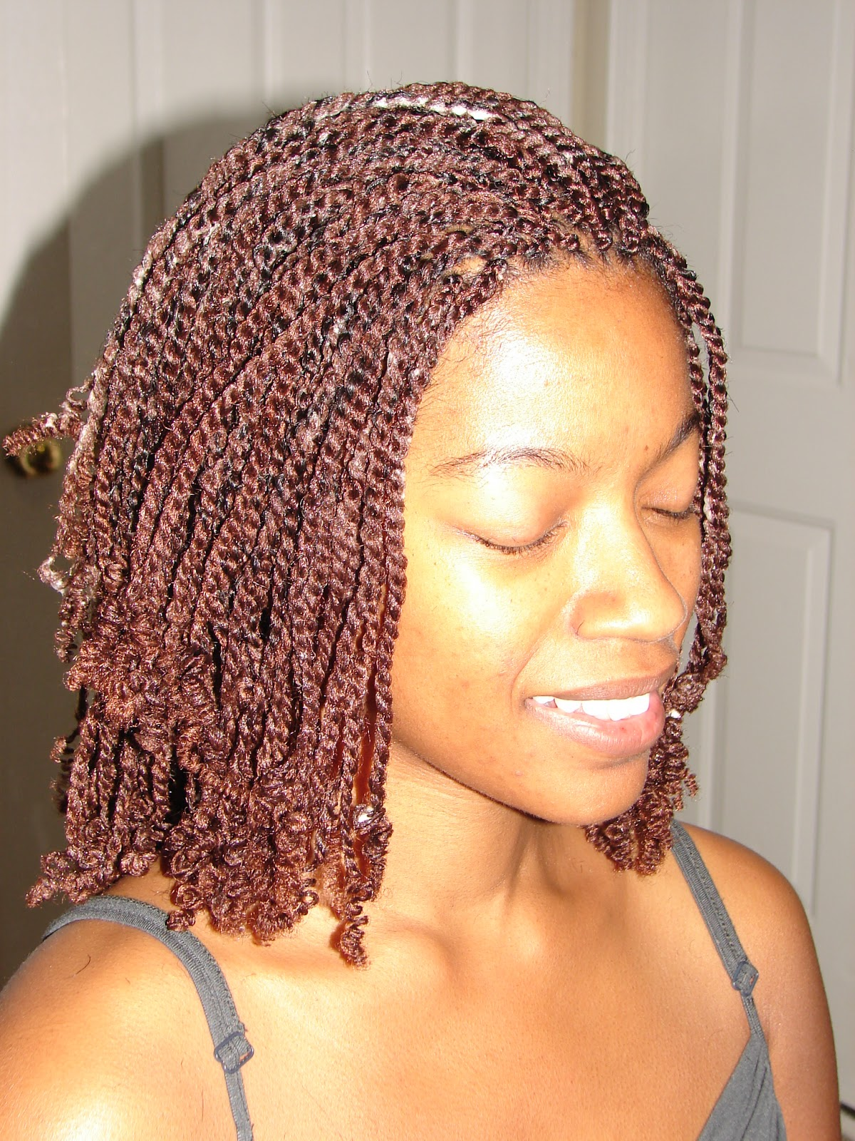 Prestige African Hair Braiding: Kinky Twists