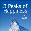 #BookBlitz :: 3 Peaks of Happiness by AiR