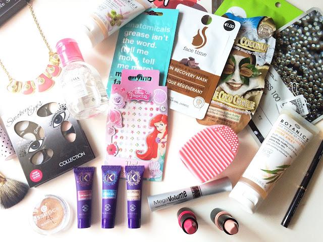 Beauty Blogger Box Swap