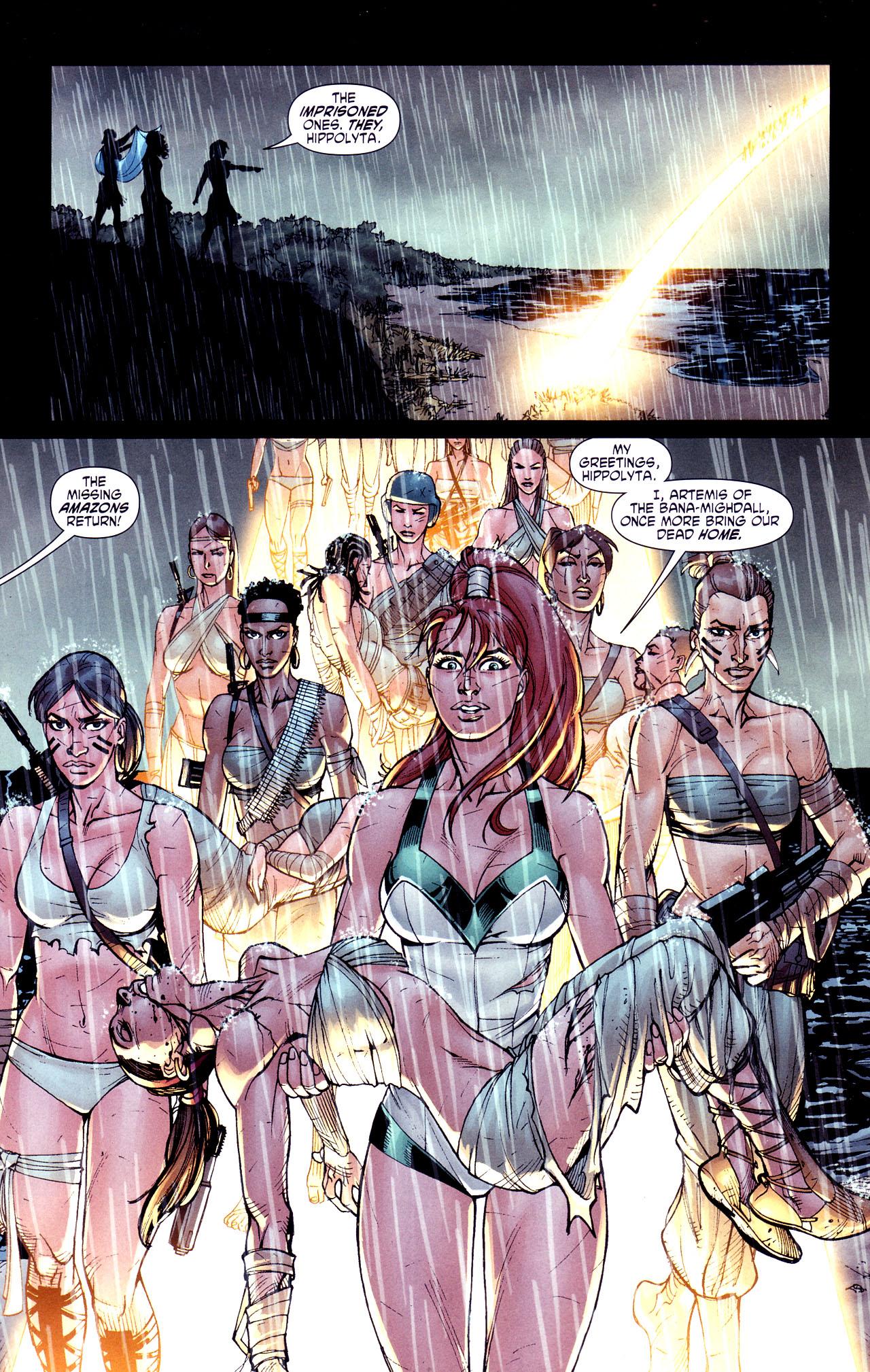 Read online Wonder Woman (2006) comic -  Issue #37 - 9