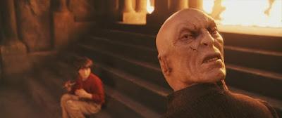 Хари и Волдемор - Хари Потър и философският камък