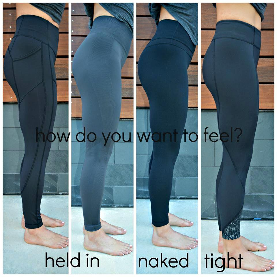 5f8663e69e Lululemon Addict: All the Right Places Crop and Pant