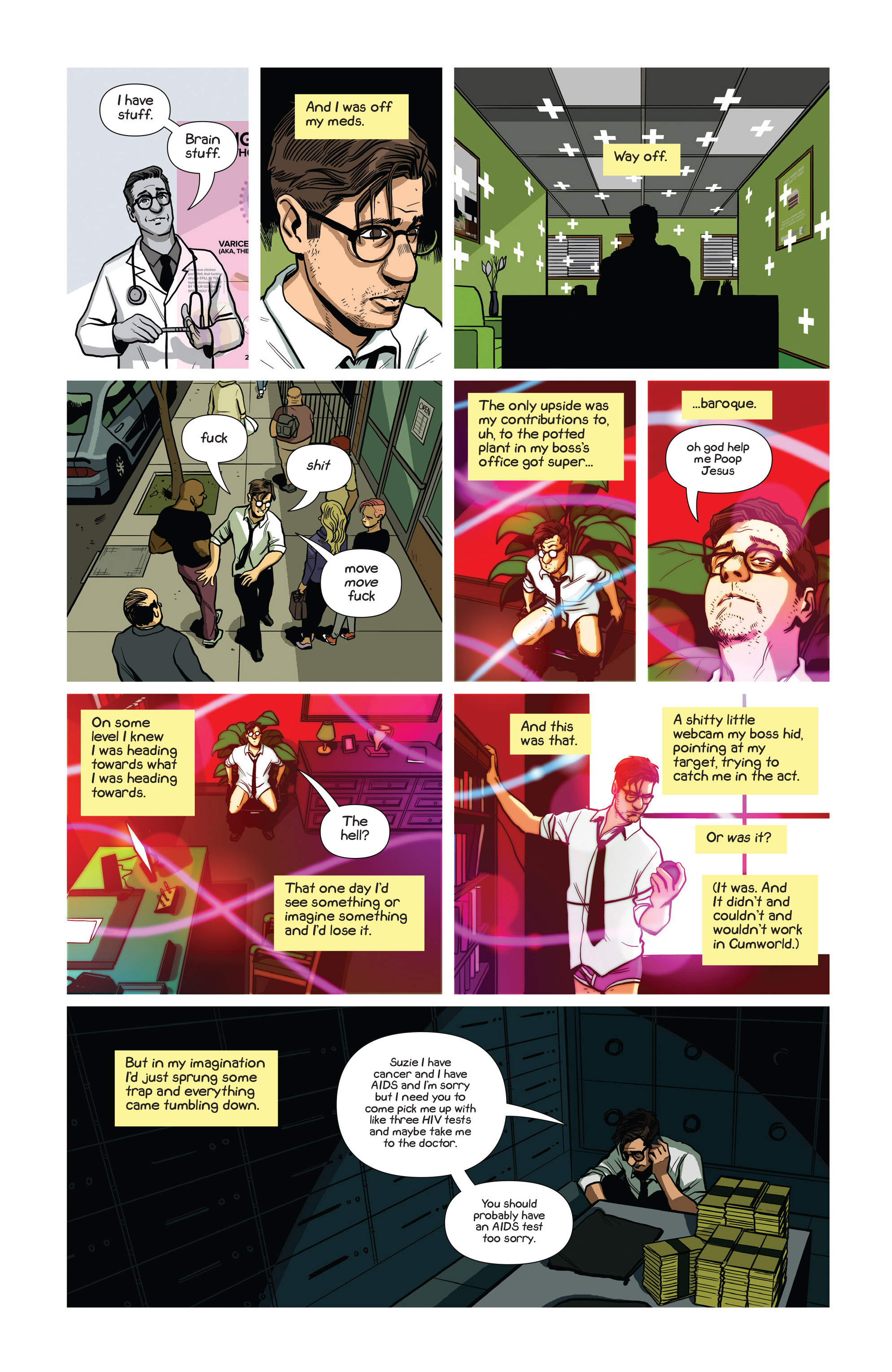 Read online Sex Criminals comic -  Issue #6 - 15