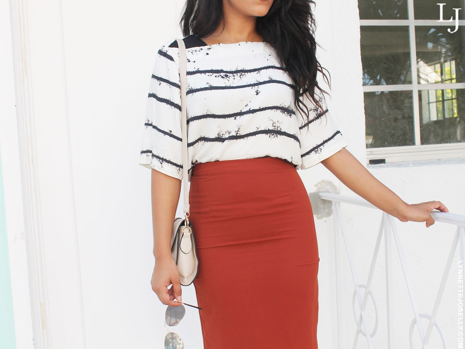 women-pencil-skirt-who-what-wear