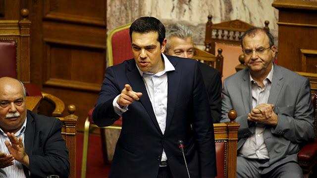 El primer ministro griego Tsipras arruina la cena de gala de la OTAN a Obama al hablar de Rusia