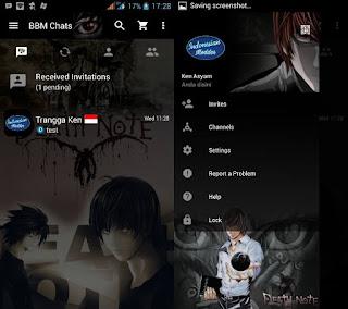BBM MOD Death Note