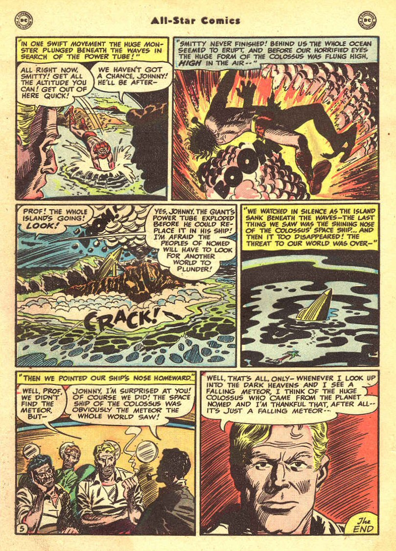 Read online All-Star Comics comic -  Issue #46 - 48