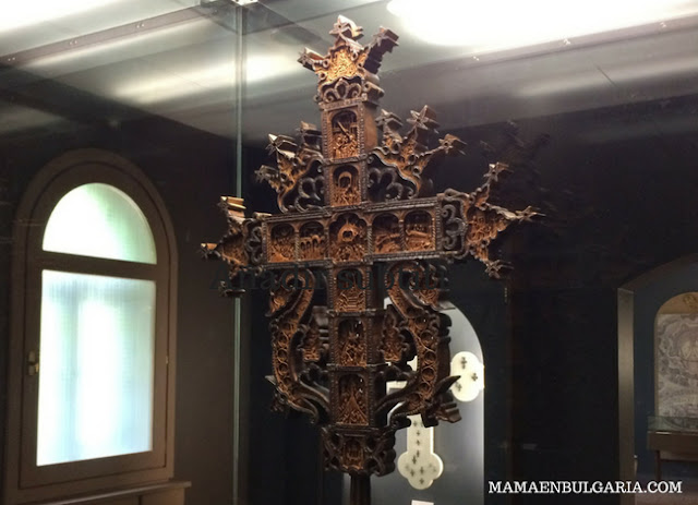 cruz Rafael monasterio Rila