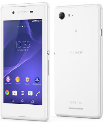 Sony Xperia E3 complete specs and features