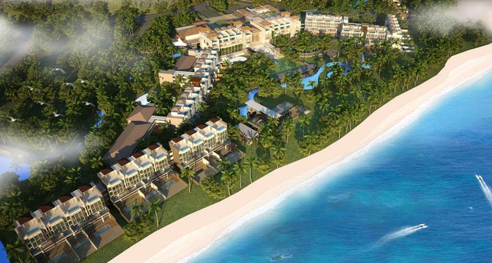 Dự án Alma Resort Cam Ranh