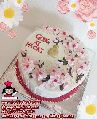 Kue Tart Imlek Gong Xi Fa Cai
