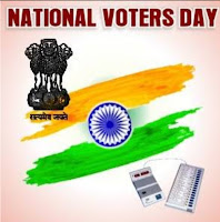 About celebrating national voters' day