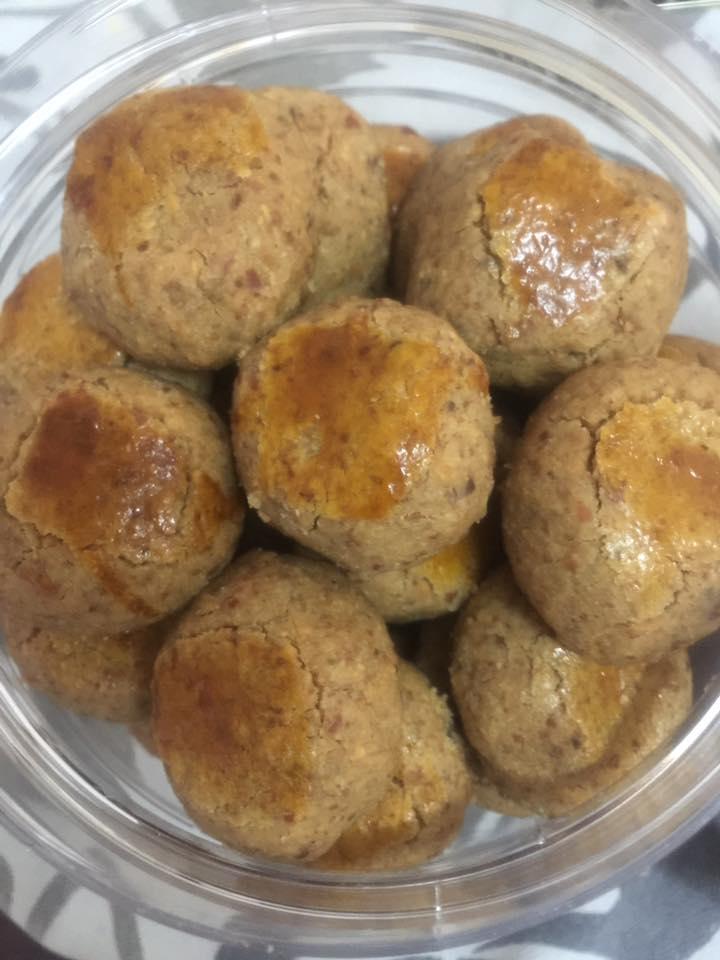 delihayat kitchen biskut kacang mazola Resepi Biskut Mazola Chef Hanieliza Enak dan Mudah