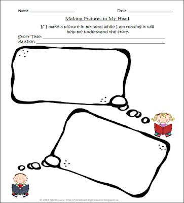 Classroom Freebies Free Reading Strategy Activity