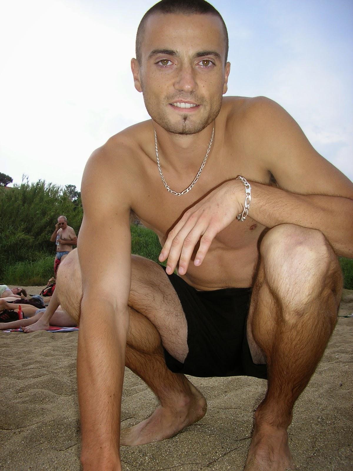 Gay Coach Sportif Naturiste Paris