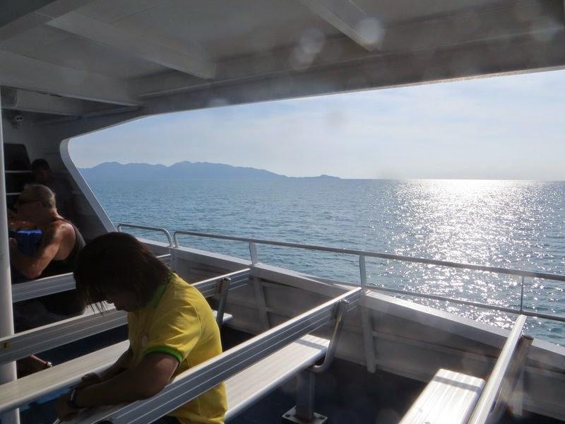 Скамейки на лодке