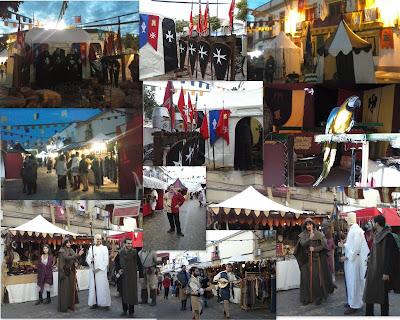 Mercado medieval de Alcolea del Rio