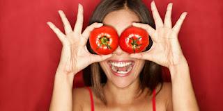5 Manfaat Buah Tomat Untuk Kecantikan Kulit Wajah Perawatan Alami