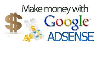 Memperoleh Pemasukan Tambahan dari Google Adsense