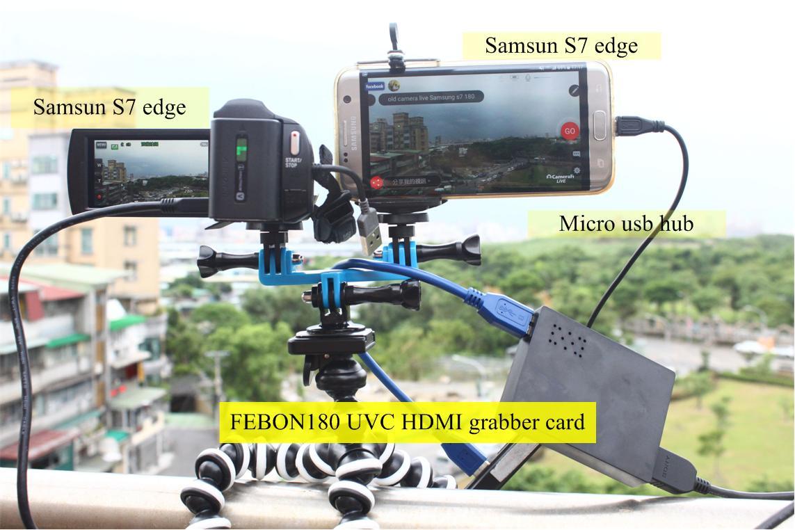 Usb3 0 Febon180 Uvc Hdmi Capture Box Capture Card0
