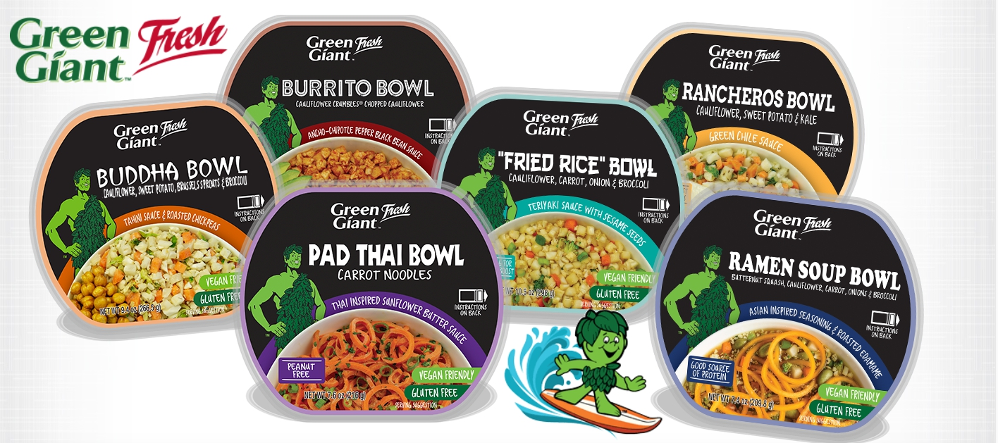 New Green Giant Fresh Vegetable Meal Bowls A Very Sweet Blog Bloglovin