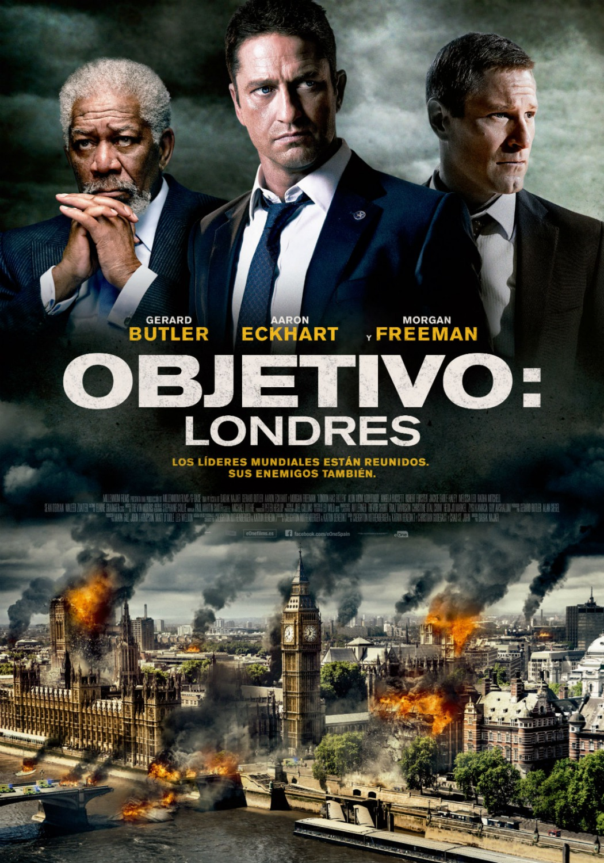 Londres Bajo Fuego London Has Fallen Sinopcine