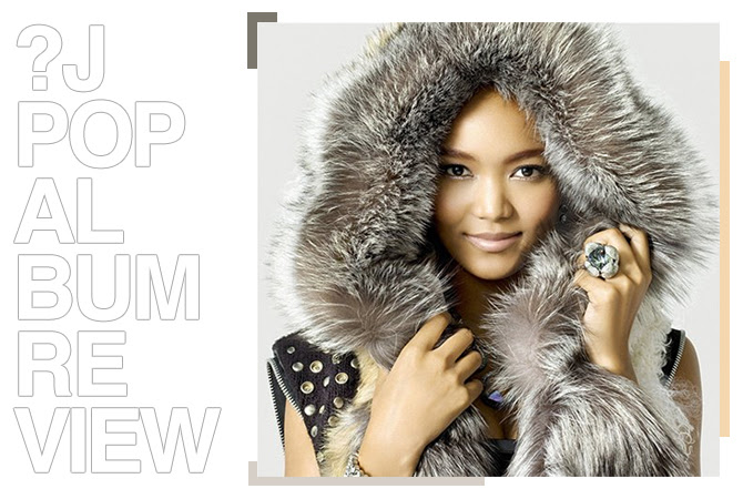 Album review: Crystal Kay - Spin the music | Random J Pop