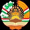 Logo Gambar Lambang Simbol Negara Tajikistan PNG JPG ukuran 100 px