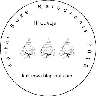 Kartki Boże Narodzenie u Uleńki- edycja III
