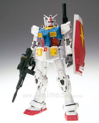 Figura Gundam Fix Figuration Metal Composite #1009 RX-78-02 Mobile Suit Gundam THE ORIGIN Re:PACKAGE