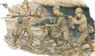 Tokoh-tokoh yang Berjuang Melawan Jepang