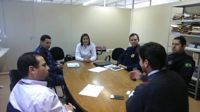 PRF vai atuar junto com a Guarda Municipal de Porto Alegre (RS) nas Baladas Seguras em Alegrete