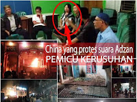 Biar Kelen Tau!! Bukan Hanya Azan Aja Tapi Inilah Yang Buat Massa Marah DI Tanjung Balai