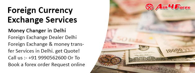 forex exchange in delhi