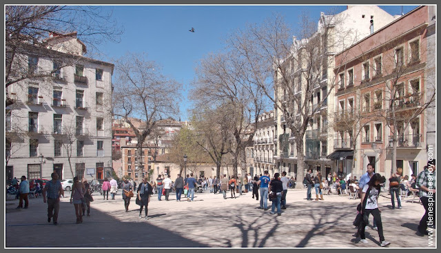 Plaza de la Paja Madrid