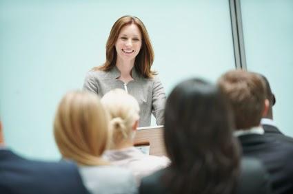 Belajar Public Speaking dengan Cermin