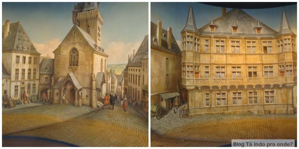 Museu da Histórida da Cidade de Luxemburgo