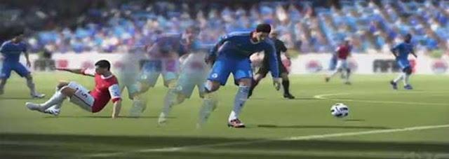 fifa boost sprint trick
