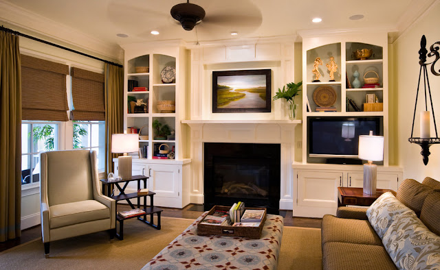 incredible living room alcove decorating ideas | How to Decorate an Alcove off of a Small Living Room