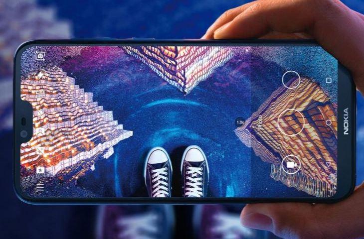 Nokia 6.1 Plus Masuk Indonesia, Harga Rp3,399 Juta