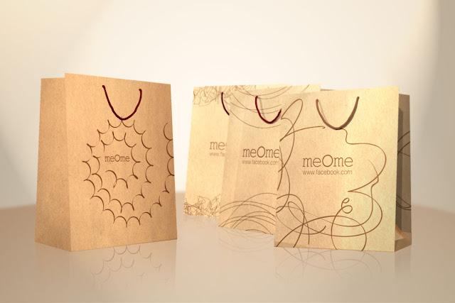 Mẫu in túi giấy kraft được ưa chuộng hiện nay