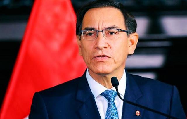 Mensaje a la Nación completo del Presidente Martín Vizcarra