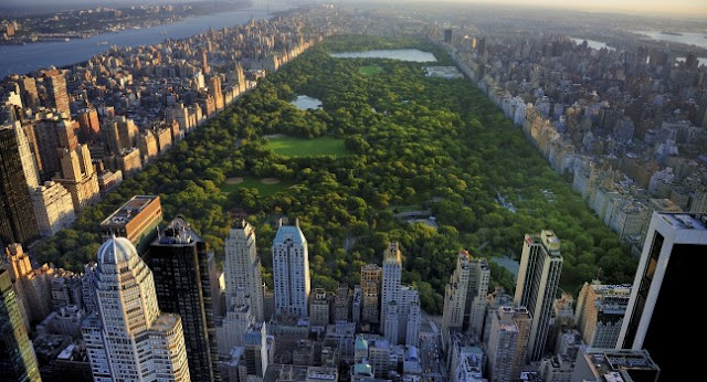 De visita en Nueva York